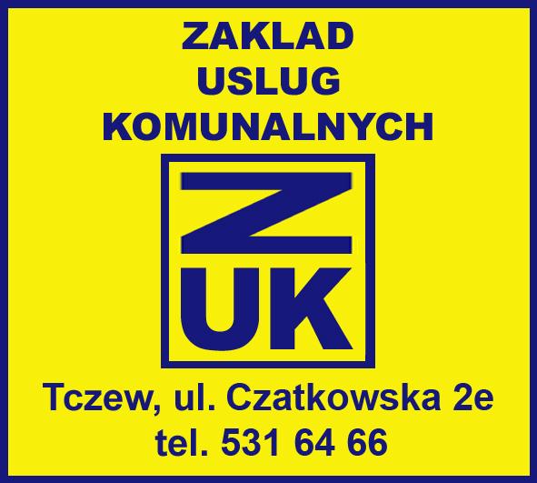 Herb - Zakład Usług Komunalnych w Tczewie